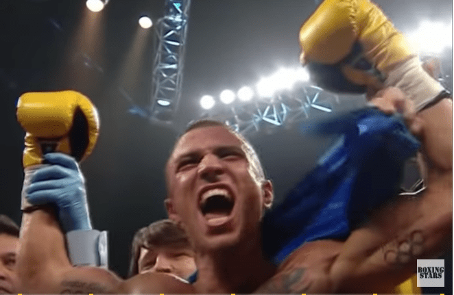 Danger: Genius at Work. Lomachenko